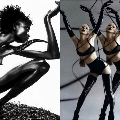 The Epicness Of Photographer Nick Knight