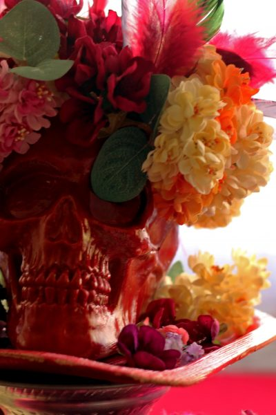 Table For Two #3 – Dia De Los Muertos