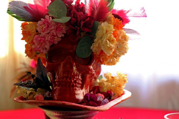 Table For Two #3 – Dia De Los Muertos